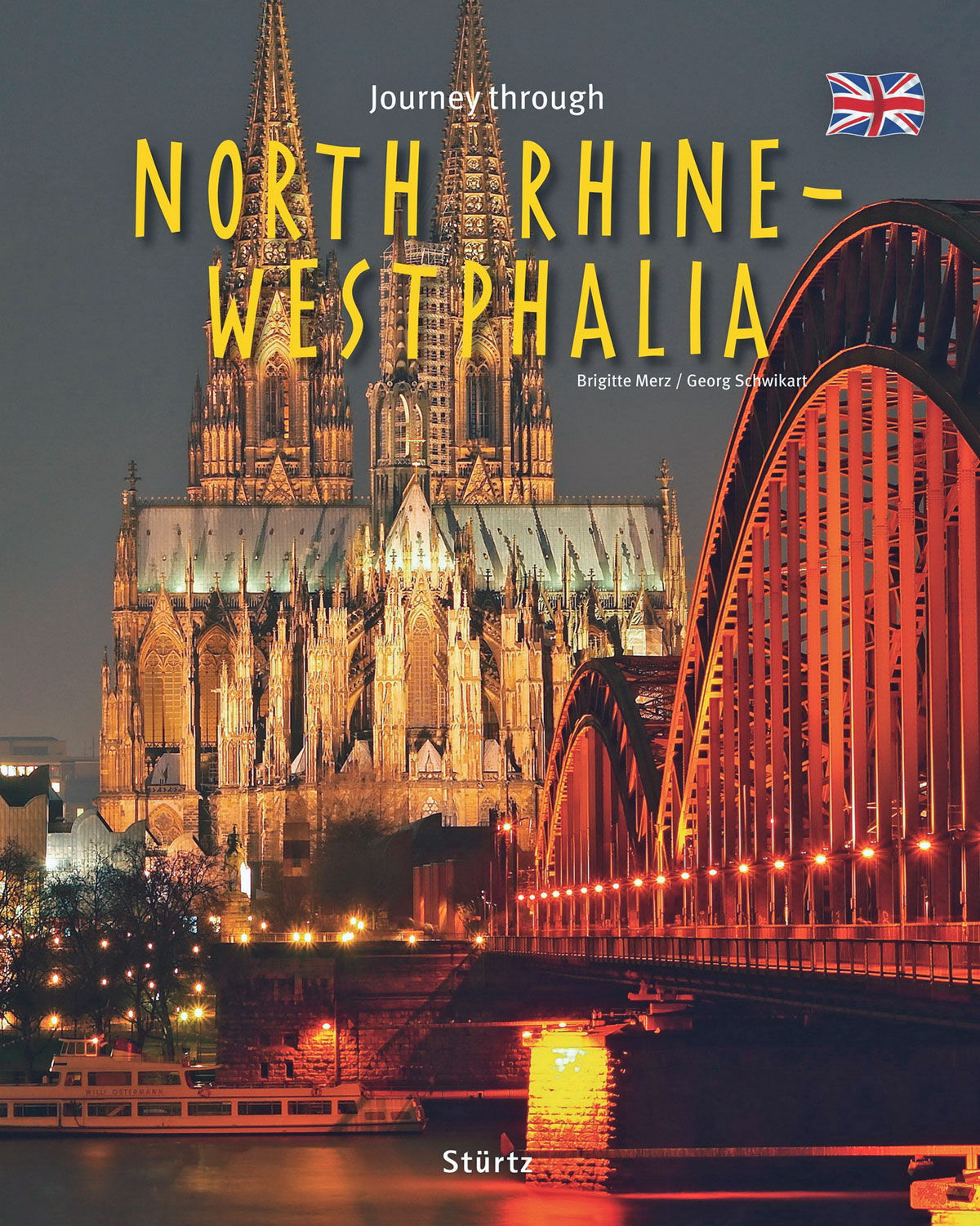 Cover: Journey through North Rhine-Westphalia