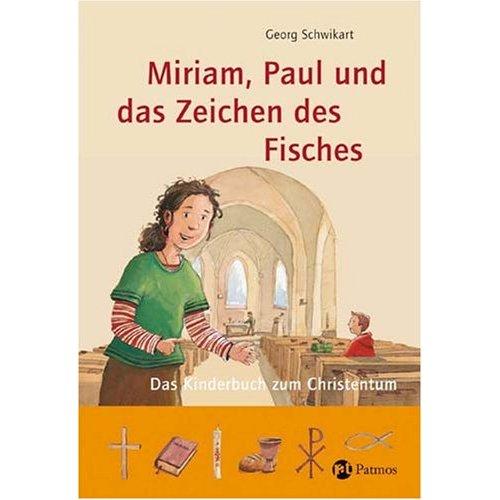 Cover: Miriam, Paul und das Zeichen des Fisches