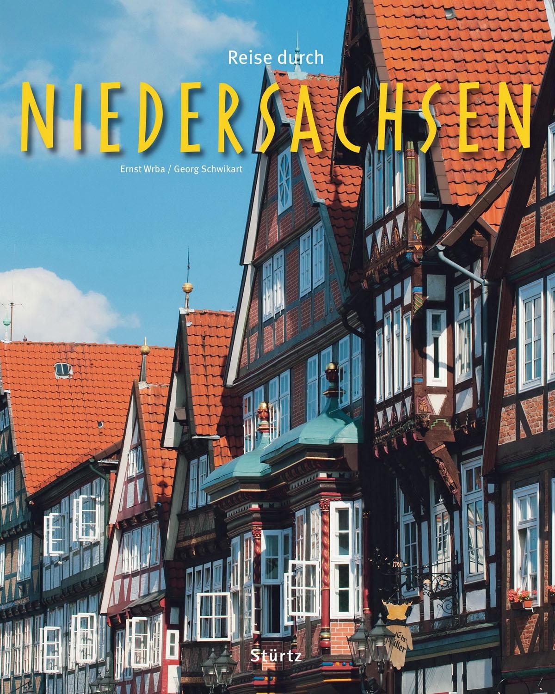 Cover: Reise durch Niedersachsen