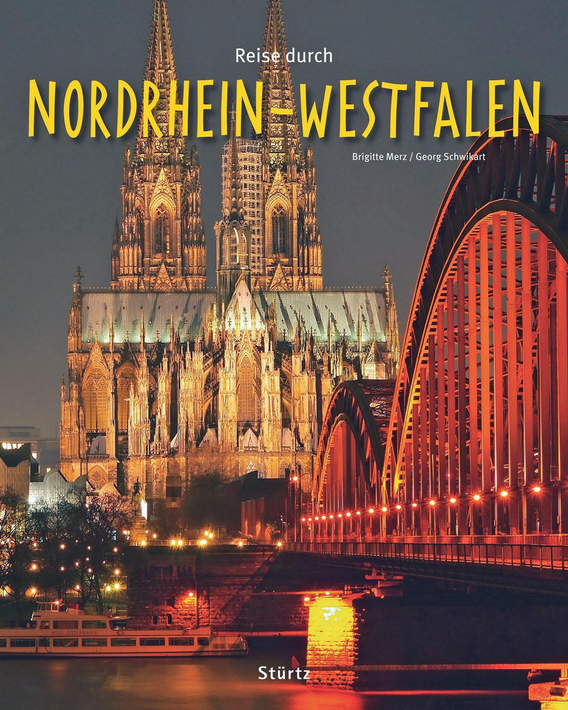 Cover: Reise durch Nordrhein-Westfalen