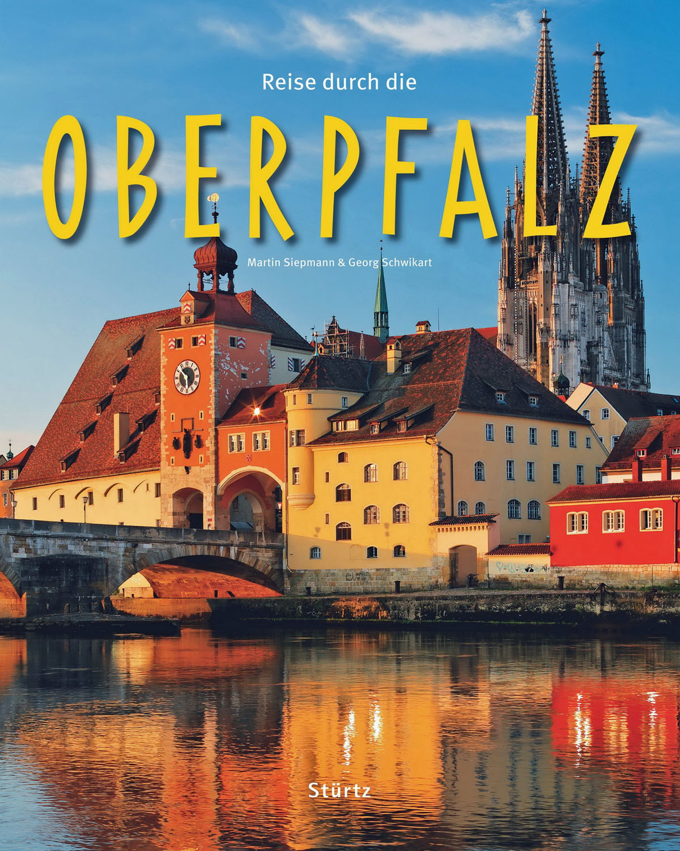 Cover: Reise durch die Oberpfalz