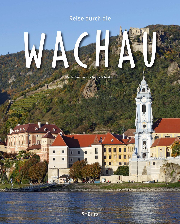 Cover: Reise durch die Wachau