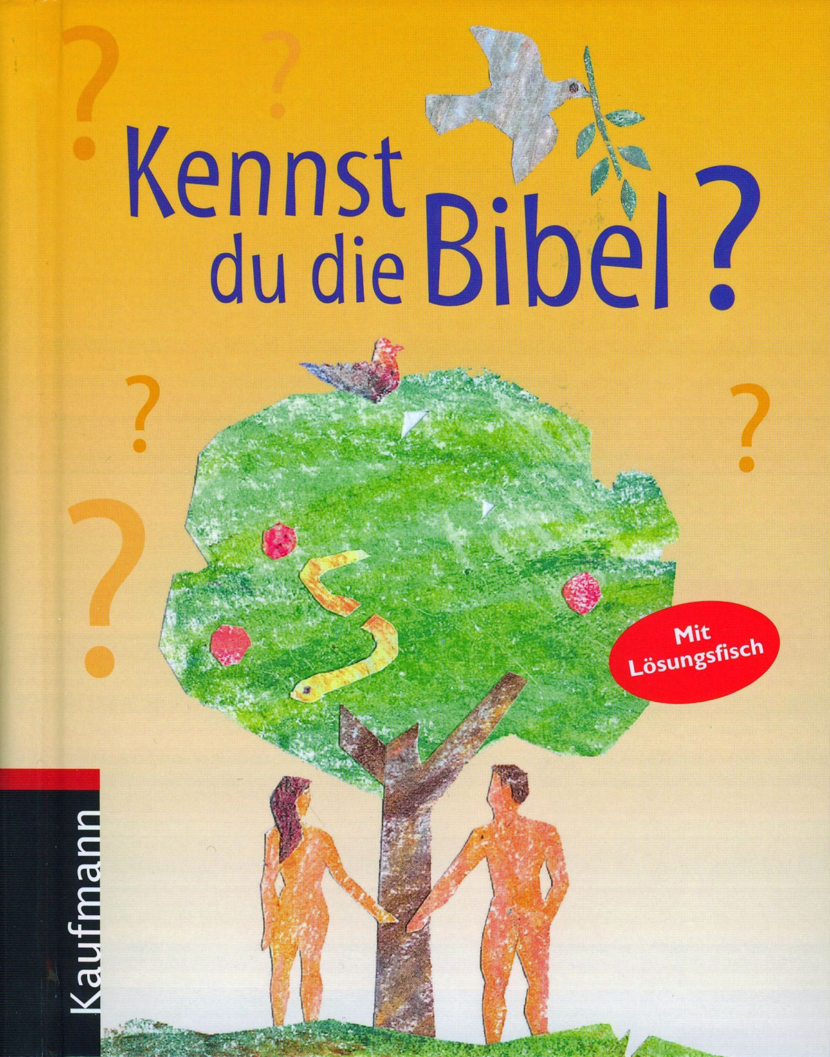Cover: Kennst du die Bibel?