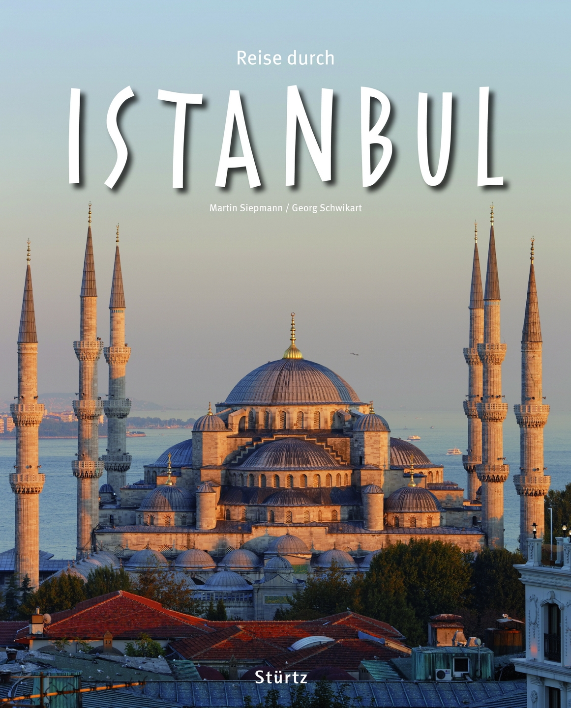 Cover: Reise durch Istanbul