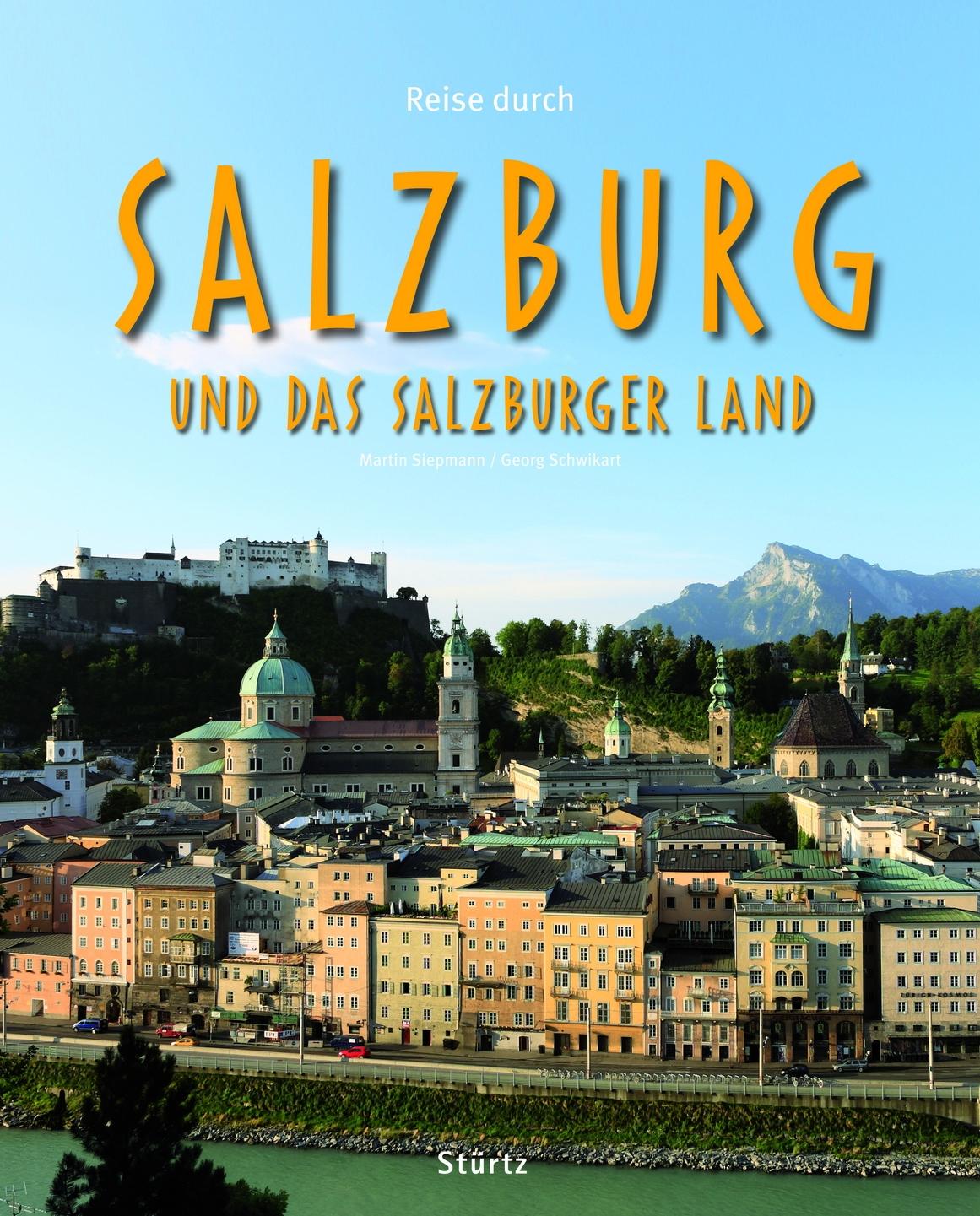 Cover: Salzburg und das Salzburger Land
