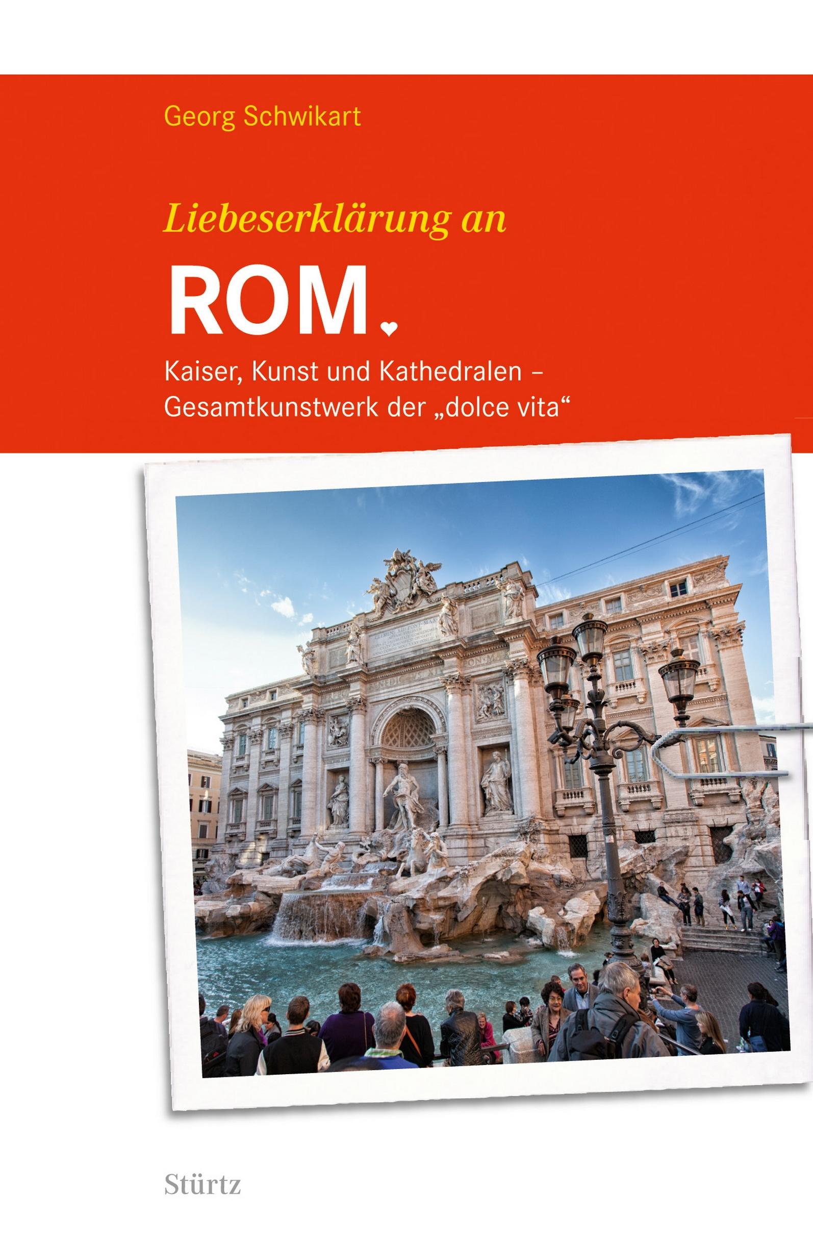 Cover: (Liebeserklärung an ROM)