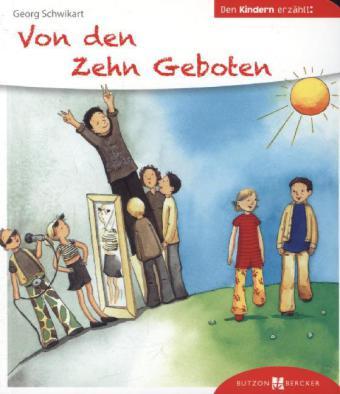 Cover: Von den Zehn Geboten