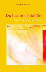 Gelbes Titelbild eines Buches mit roter Schrift